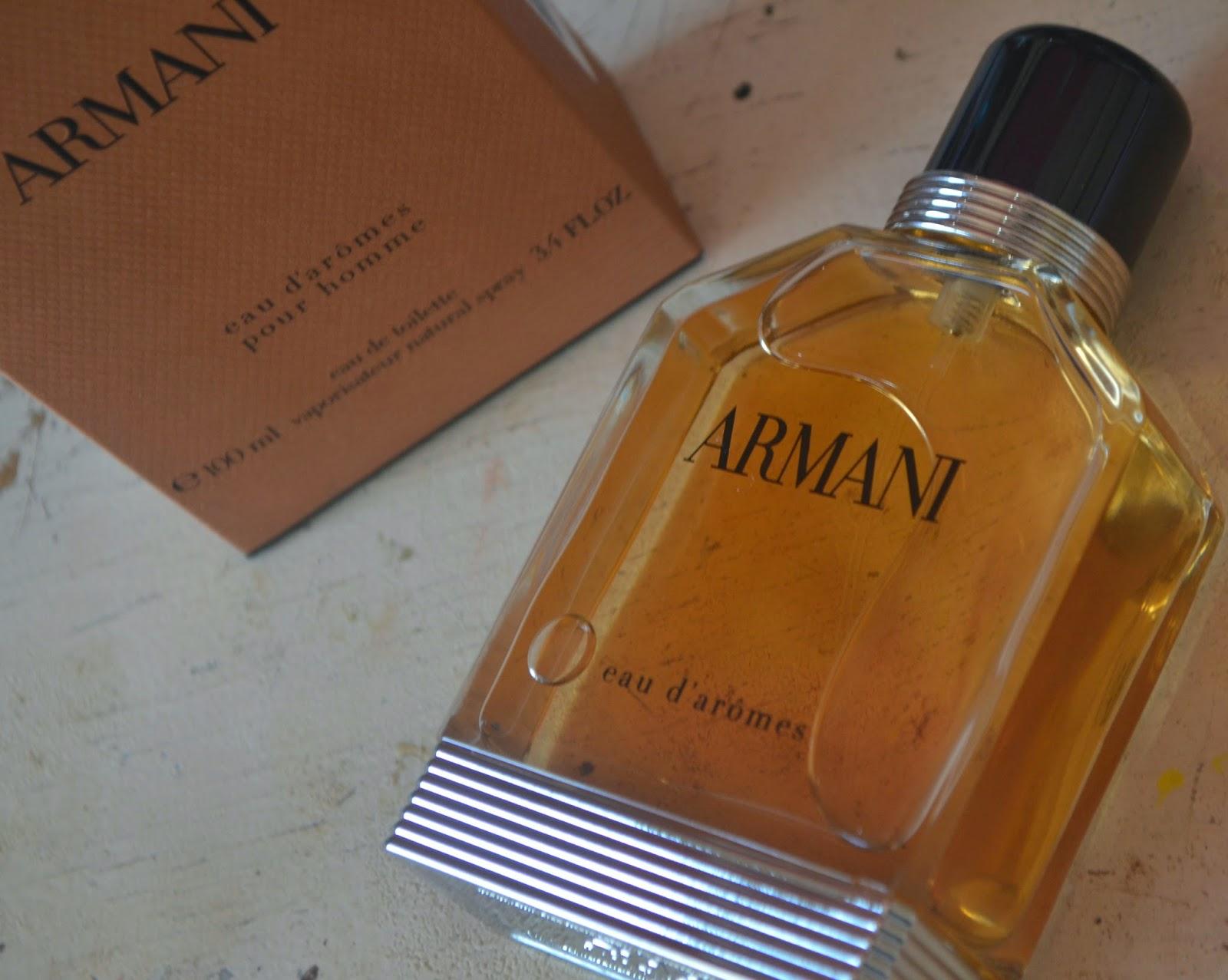 Eau d'Arômes by Armani