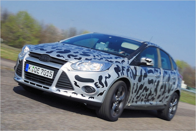 Ford Focus St 2012. The new Focus is hardly the