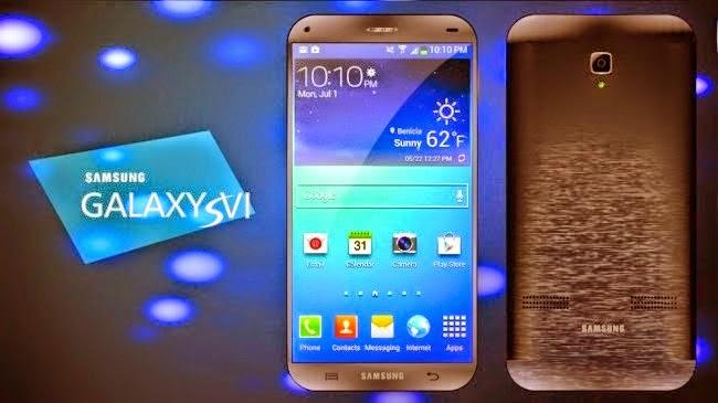 أفضل مواصفات هاتف سمسونج جالاكسي اس 6 الجديد