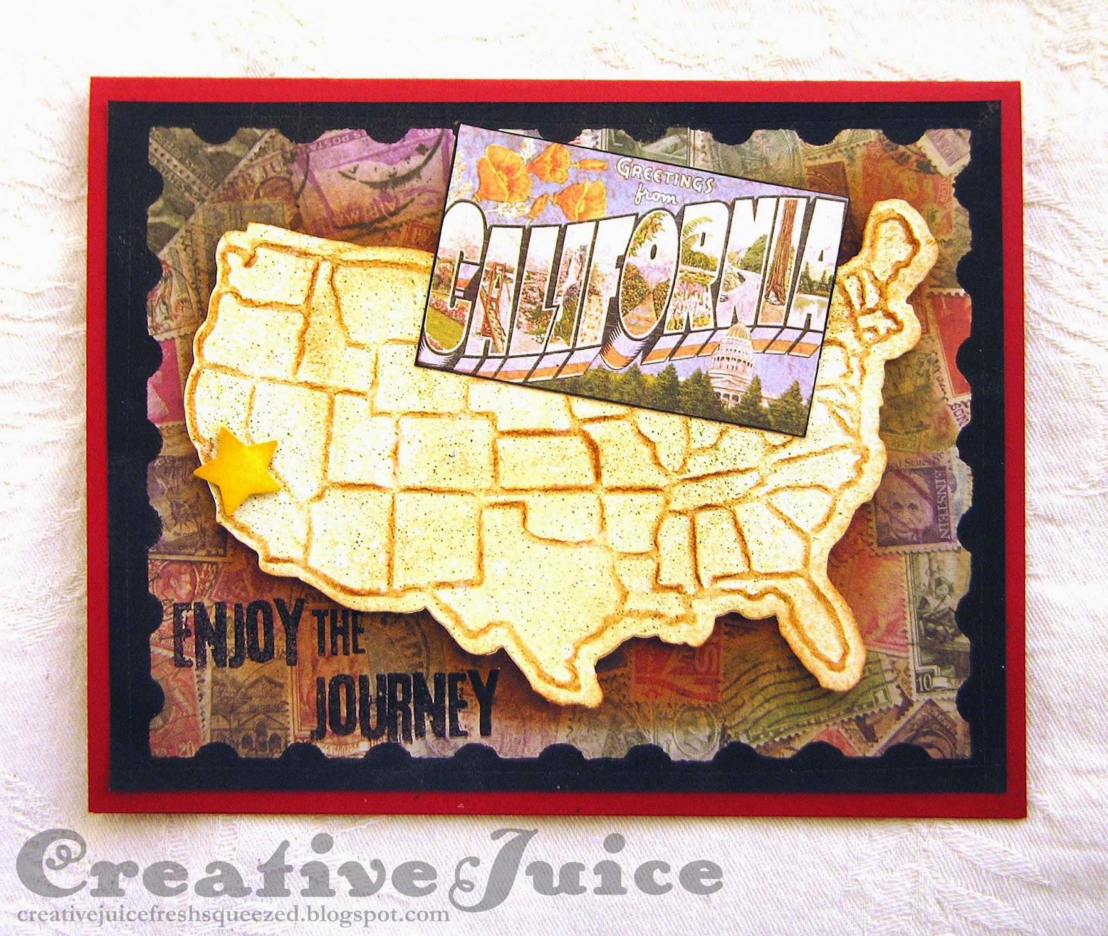 Eileen Hull Vintage Traveler - CHA 2015