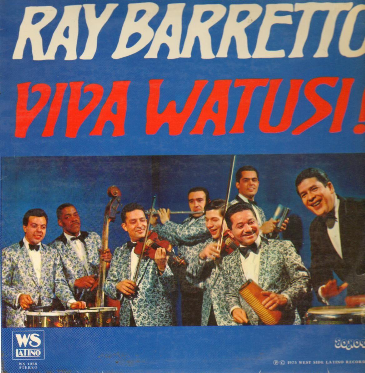Ray Barretto Barretto Power