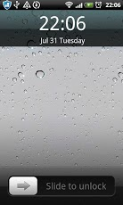 iPhone5 Locker apk