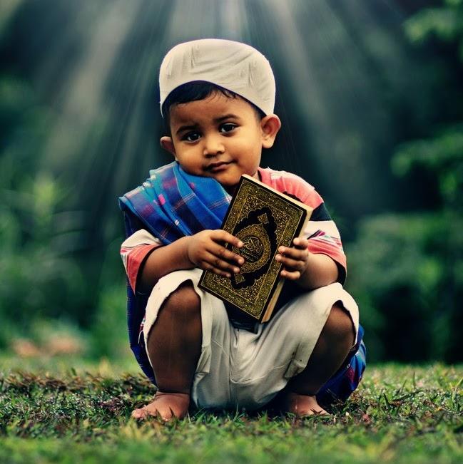 Gambar Anak Muslim Lucu