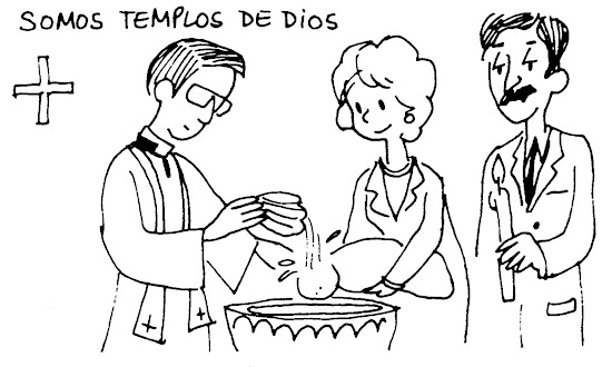 Que significa soñar con bautismo