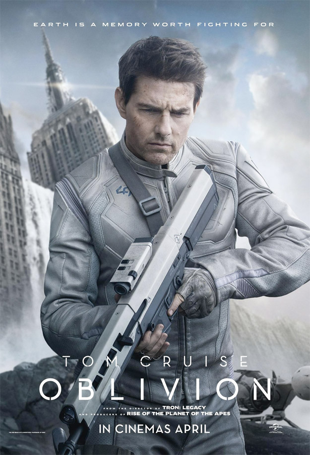 Character poster for Oblivion  sc 1 st  Movie Poster Critic & Movie Poster Critic: Commentary: A Reaction to the shift in ...