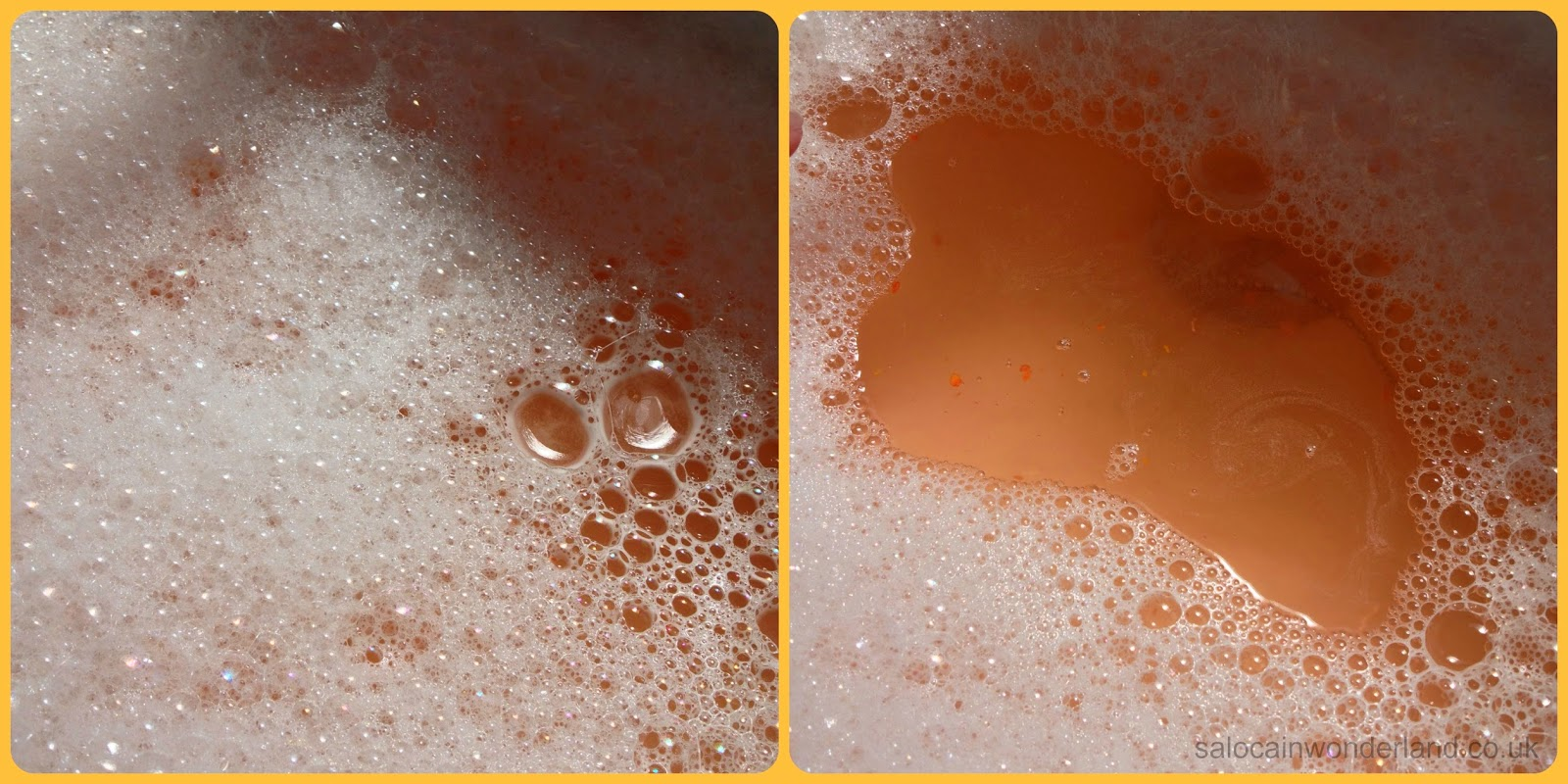 lush brightside bubble bar review