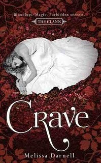 Review of Crave by Melissa Darnell published by Harlequin Teen