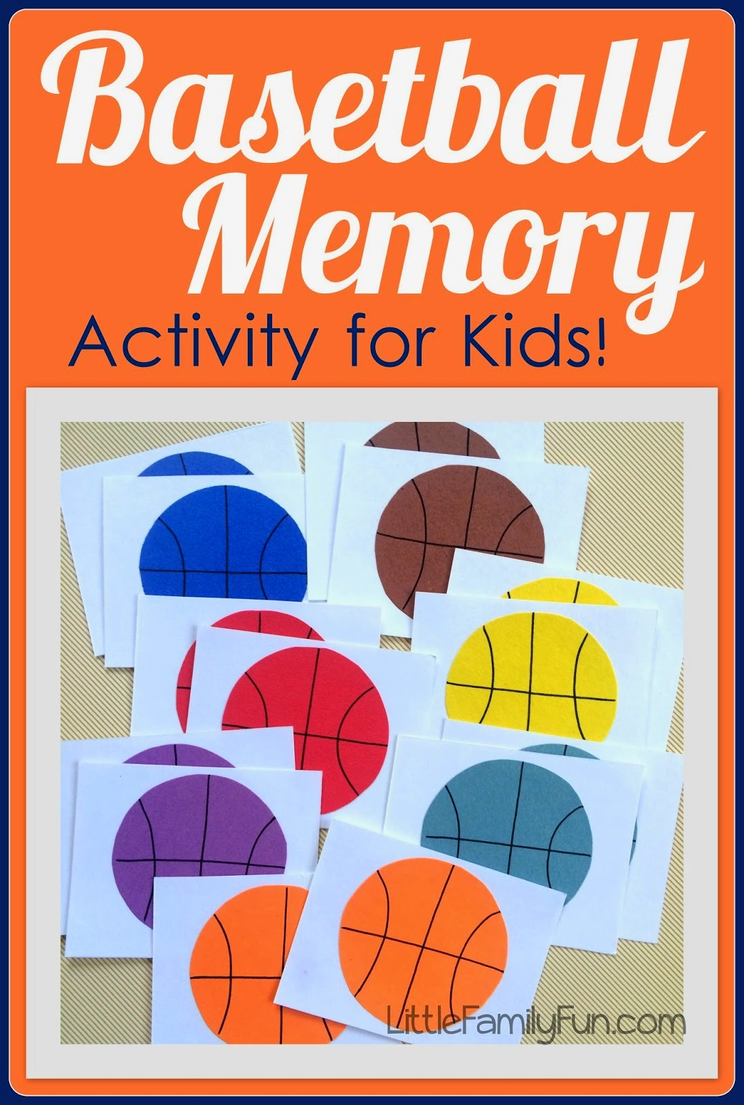 image Kawartha Lakes Mums featured Basketball Memory Game Tutorial - Little Family Fun