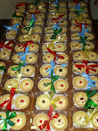 Doorgift Cheesetart  2pcs Size L