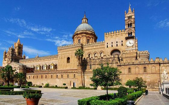 Kathedrale von Palermo UNESCO Weltkulturerbe