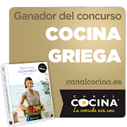 Ganadora del concurso de Cocina Griega de la autora María Zannia de Canal Cocina