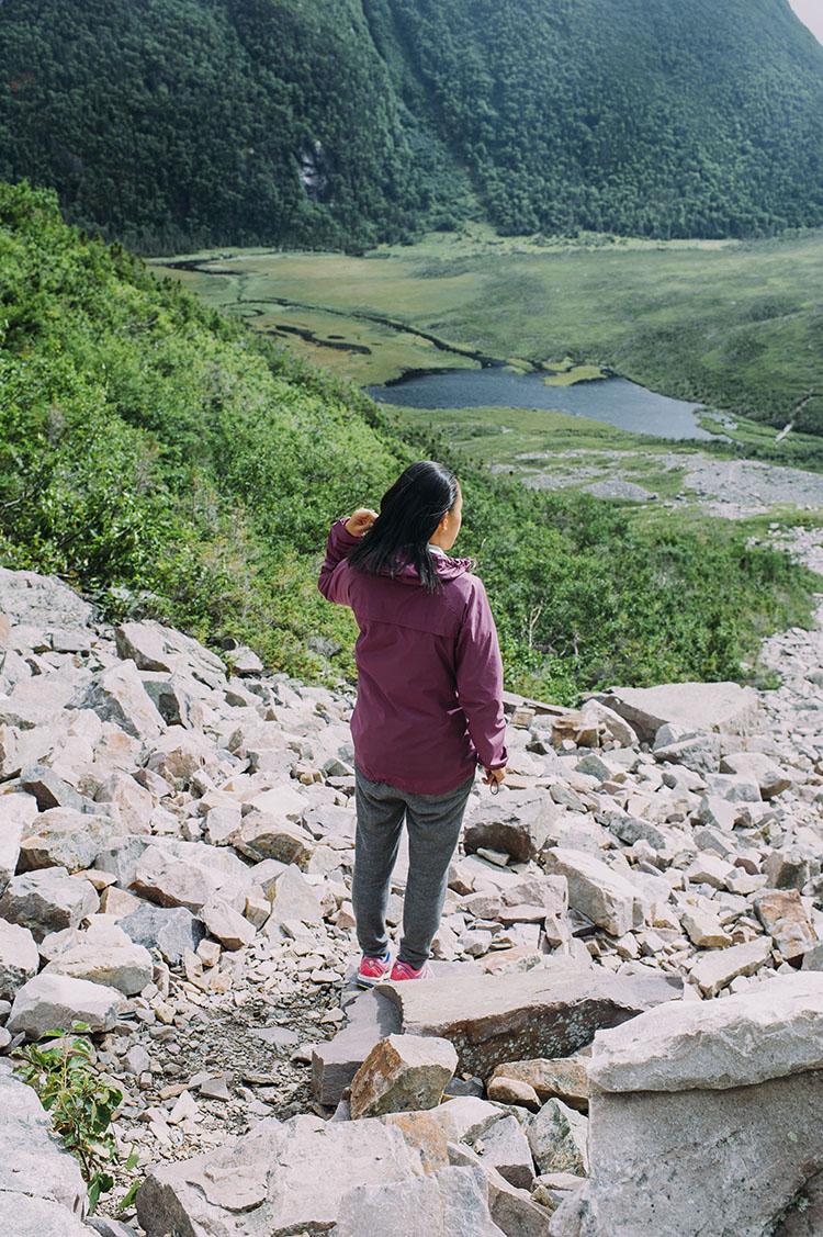 Gros Morne National Park Newfoundland Canada hike
