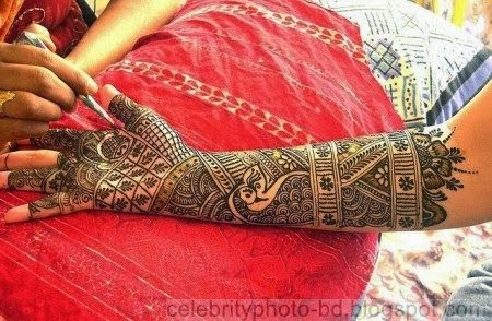 Latest%2BEid%2BMehndi%2BDesigns%2BCollection%2BFor%2BGirls%2B2014001