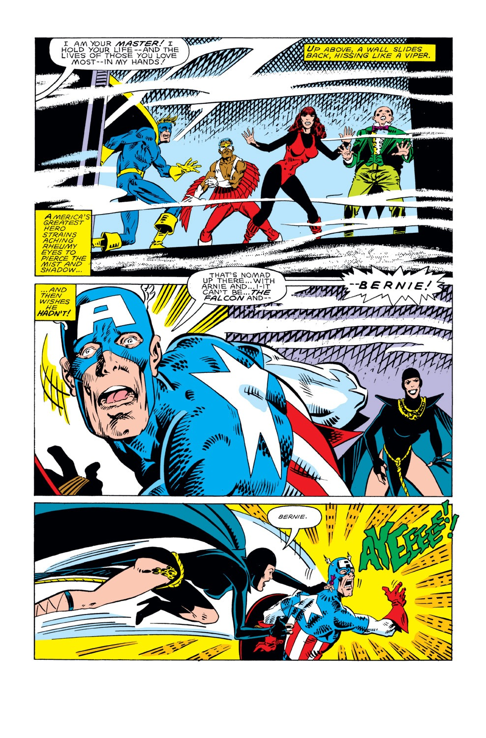 Captain America (1968) Issue #296 #224 - English 22