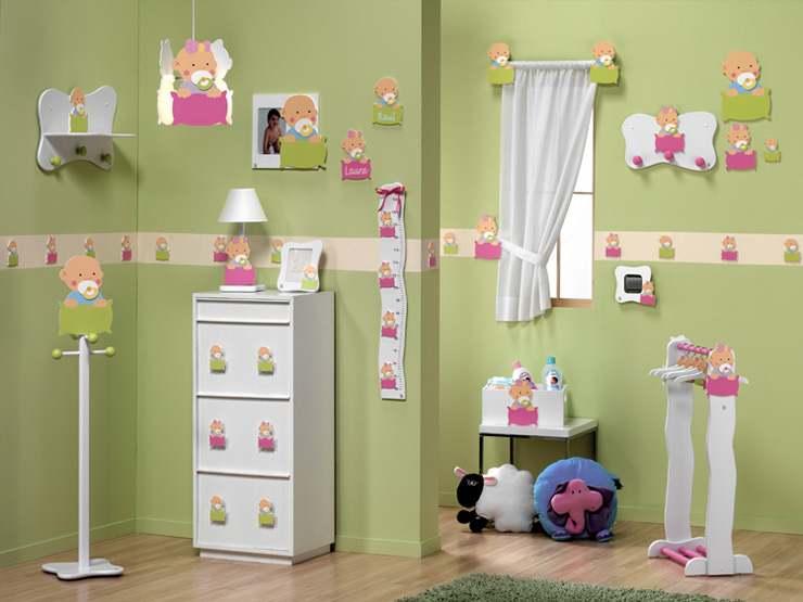 Decoraci n infantil decorando interiores page 3 - Decoracion interiores infantil ...