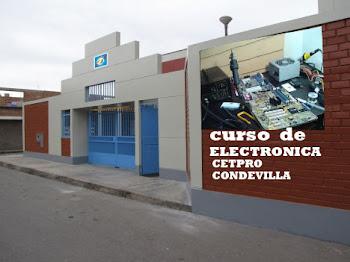 CURSOS GRATIS DE ELECTRONICA PROF. HUGO VARGAS TEL.961576222