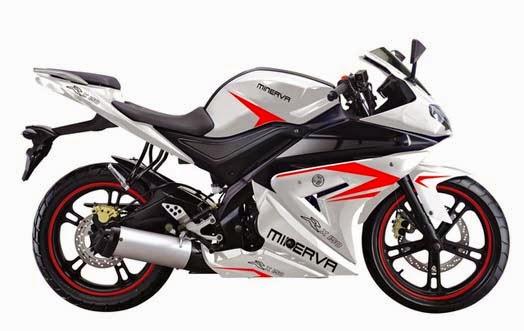 Minerva RX 150 White