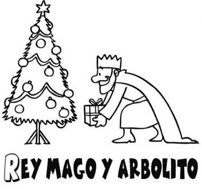 DIBUJOS DE ARBOL DE NAVIDAD