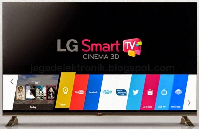Review Smart TV LG LB650T With WebOS Harga dan Spesifikasi Lengkap