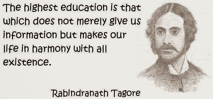 essays on rabindranath tagore