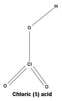 chloric(5)acid image