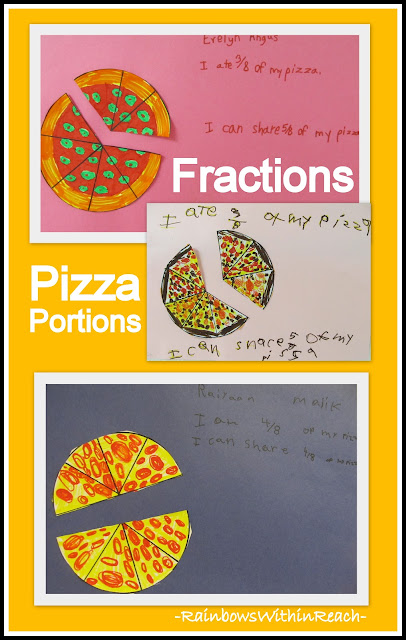 photo of: Making Math Meaningful: Pizza as Fractions in Primary Grades