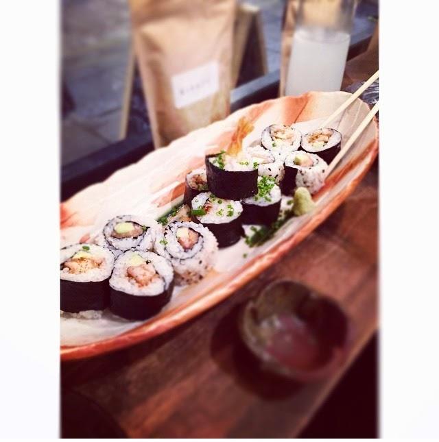 Sushi London Kirazu