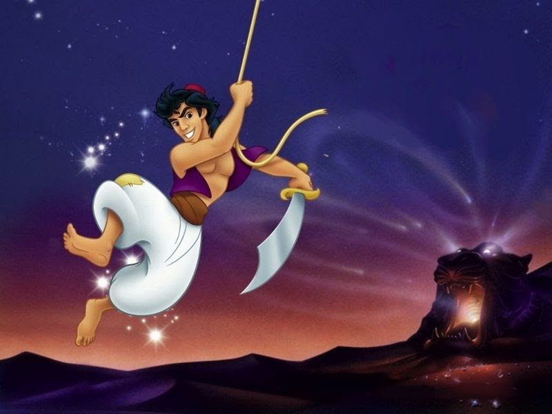 El cuento de Aladino
