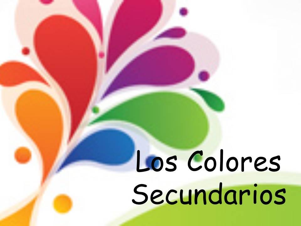 Los colores secundarios planificaci n de los colores for Cuales son los colores minimalistas