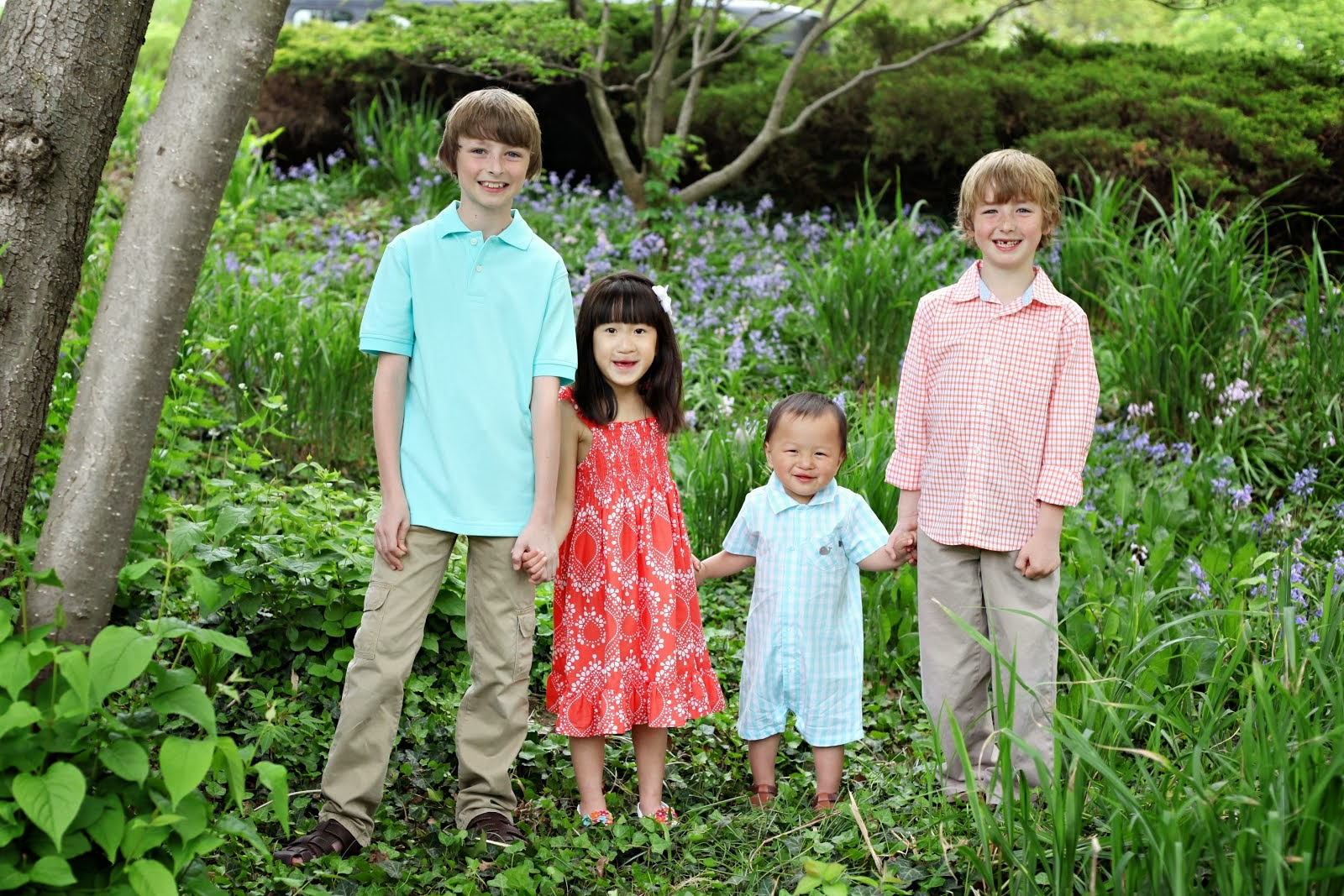 Our four blessings