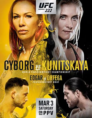 Ver UFC 222 Cyborg vs Kunitskaya En VIVO