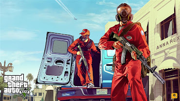 #4 Grand Theft Auto Wallpaper