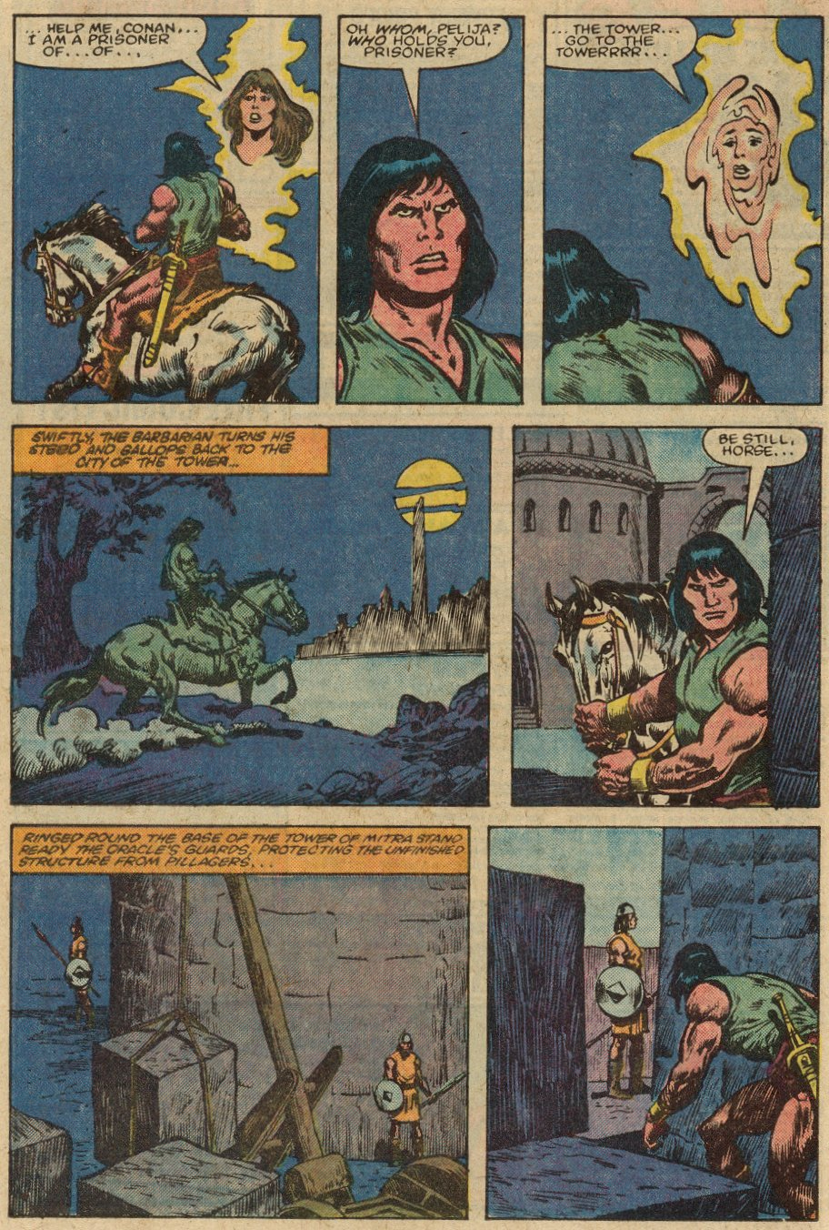 Conan the Barbarian (1970) Issue #147 #159 - English 13