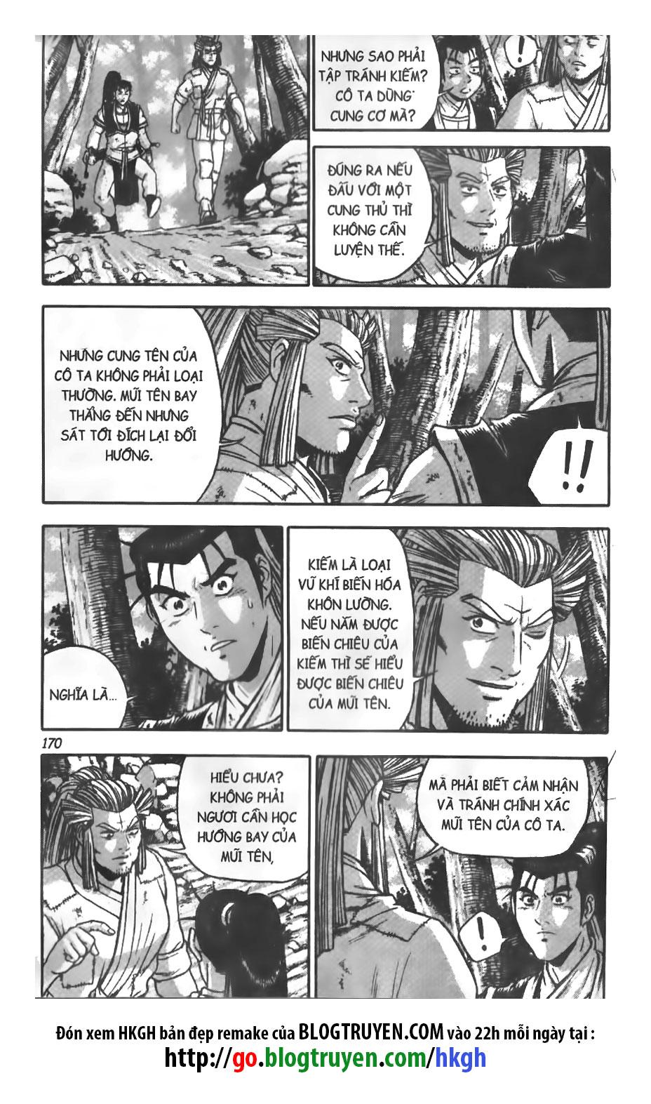 Hiệp Khách Giang Hồ chap 285 page 13 - IZTruyenTranh.com
