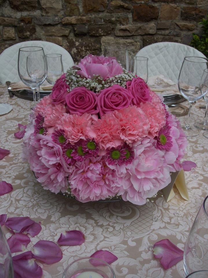 Unique moments scenografie floreali per matrimoni ecco for Addobbi 25 anni di matrimonio