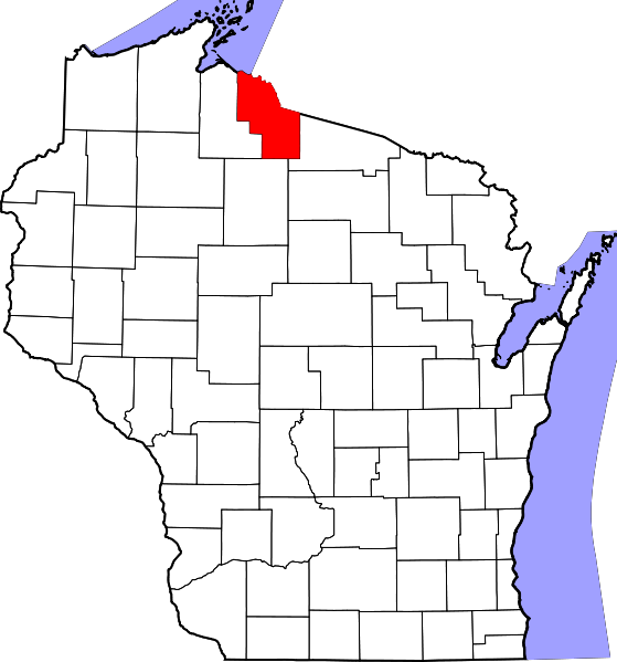 Iron County Wisconsin