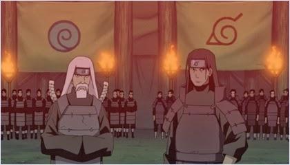 ผู้นำตระกูลอิซึมากิกับฮาชิรามะ @ Naruto