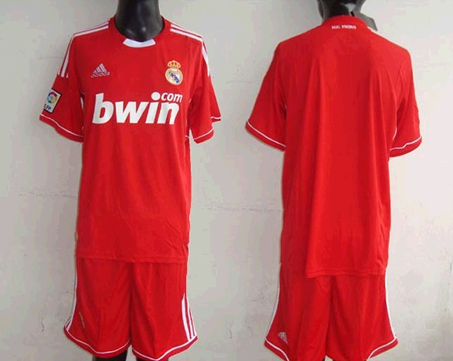 Real Madrid Third Kit 2011 2012