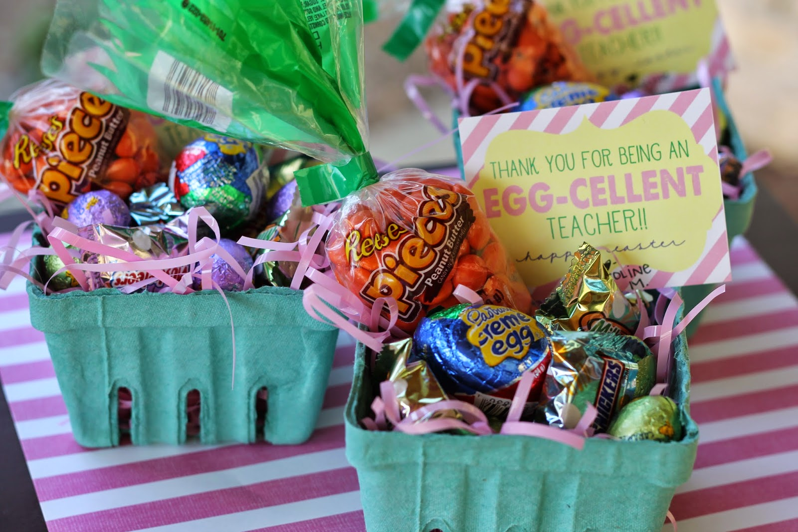Easter baskets traditions carolina charm what are some of your fun and practical easter basket stuffers negle Choice Image