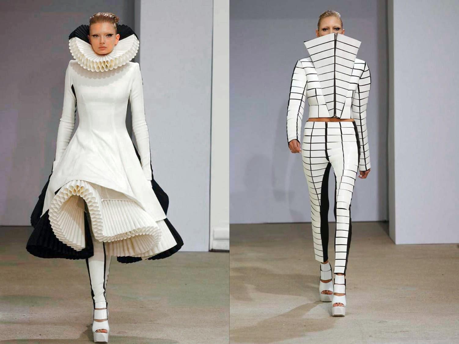 Design gareth pugh fashion designer for Couture fashion designers