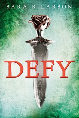 Housewife Eclectic: What I Have Been Reading: The Winner's Curse and Defy