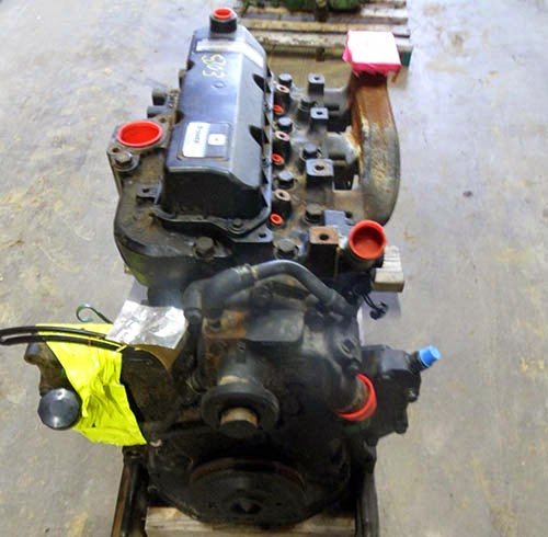 used john deere long block engine