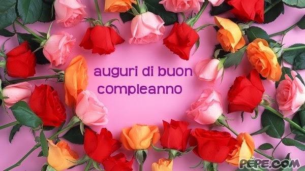 spesso la verità vi farà liberi: Buon compleanno, carissima amica! UA39