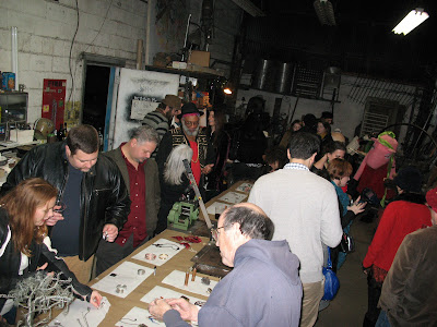 New Orleans School of Metalsmithing Dec 2011 show