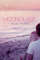 book cover of Moonglass by Jessi Kirby published by Simon Schuster