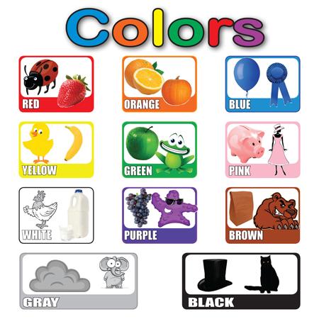Joyful English For Kids: colors for kids....