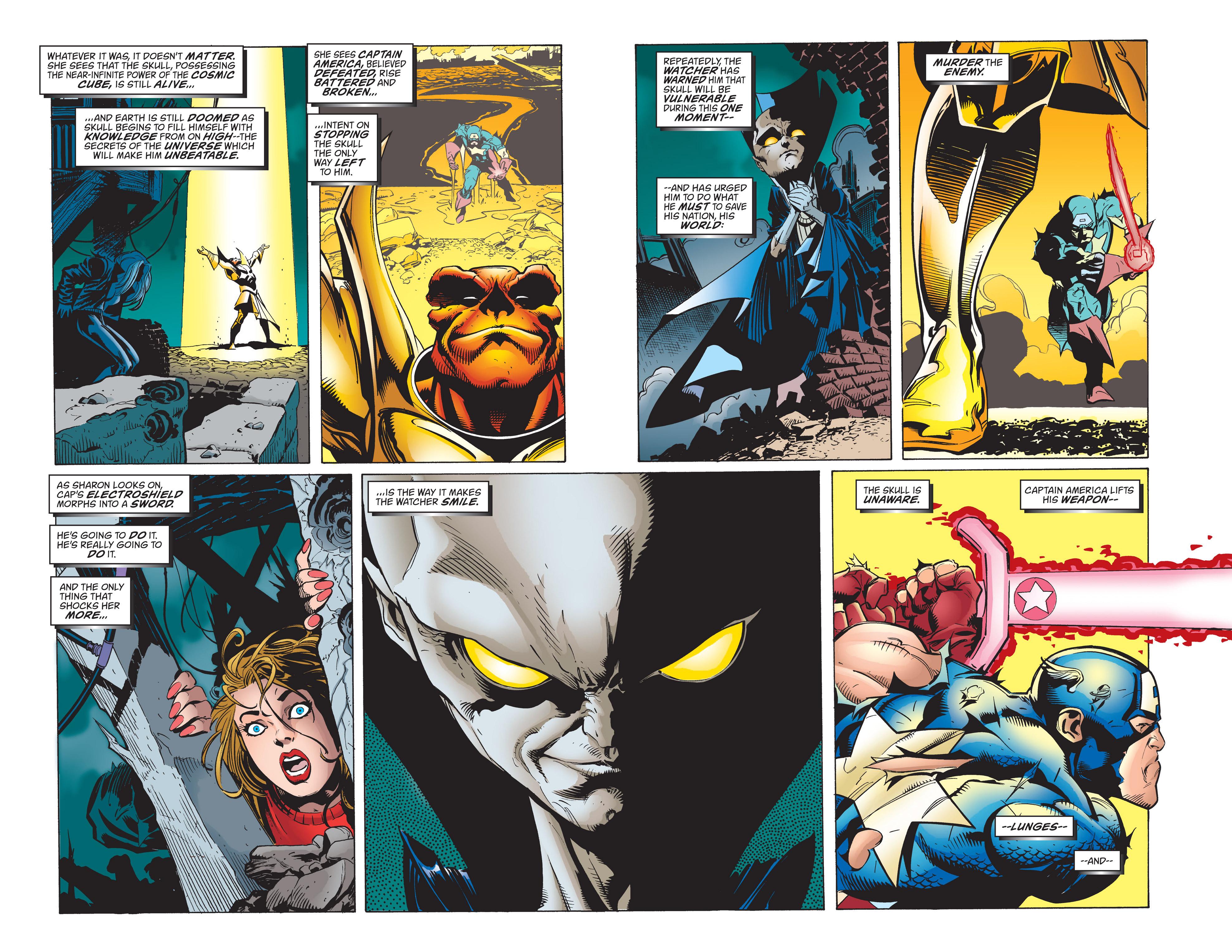 Captain America (1998) Issue #19 #25 - English 3