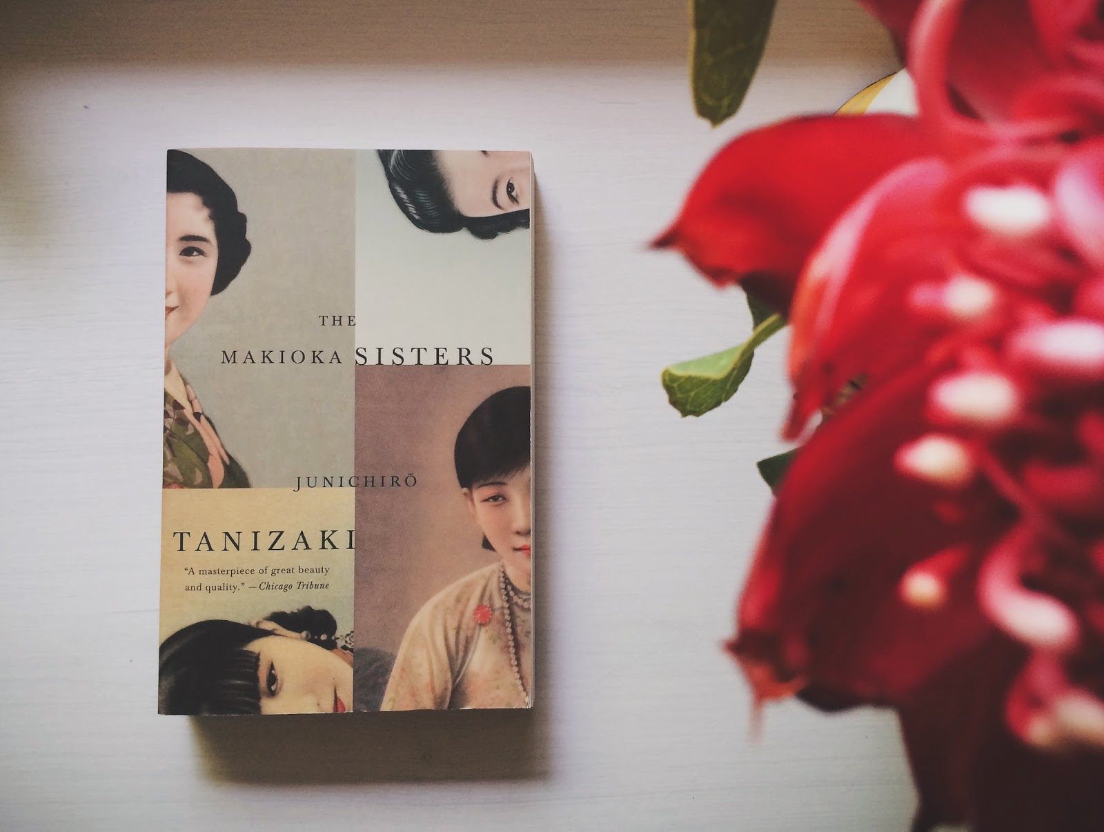 The Makioka Sisters Tanizaki Junichiro, Japanese Literature, Books, Book Haul