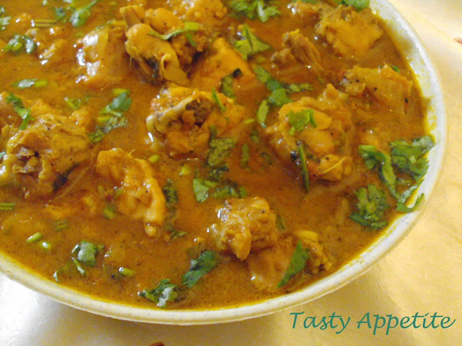 Chicken Curry: Like us onYoutube for more Video Recipes