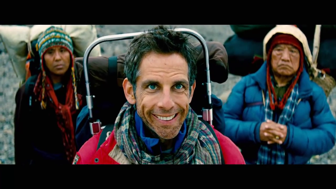 """the secret life of walter mitty 2 essay Scape from reality, the crew - the movie, the secret life of walter mitty  """"the  old man'll get us through,"""" they said to one another """"the old man ain't afraid of."""
